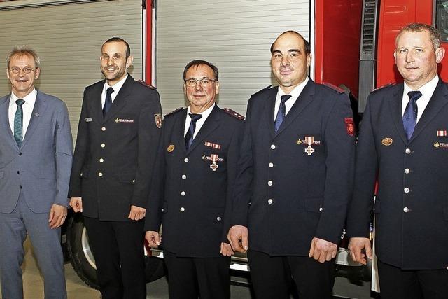 Pfaffenweiler Wehr will Mitgliedersuche forcieren