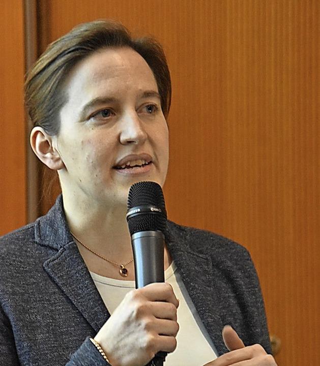 Judith Niehues   | Foto: Maja Tolsdorf