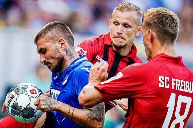 SC Freiburg geht unzufrieden ins Derby gegen Hoffenheim