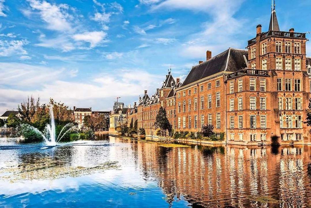 Der Binnenhof, Sitz des niederländischen Parlaments  | Foto: brianmorgen56 (shutterstock.com)