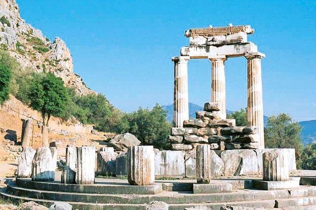 Erleben Sie berühmte klassisch-griechische Stätten auf dem Peloponnes!