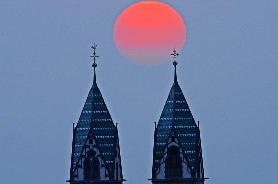Die Kirchen in Freiburg verzeichnen 1,6 Prozent Mitgliederschwund.  | Foto: Patrick Seeger