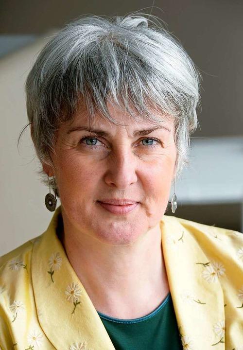 Pflegeexpertin Ursula Immenschuh    Foto: Ingo Schneider