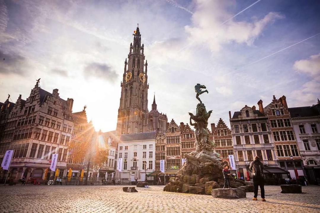 Für 20 Euro von Mönchengladbach nach A...eit weg sind, lohnt sich die Busfahrt.  | Foto: Toerisme Vlaanderen