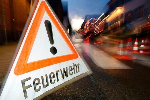 Freiburger Feuerwehr veröffentlicht Verhaltensregeln fürs Unwetter