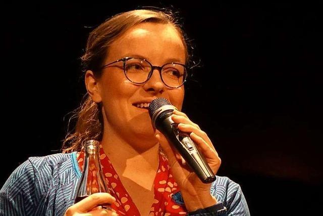 Premiere des Kabarett-Comedy-Wort-Festivals im Nellie Nashorn