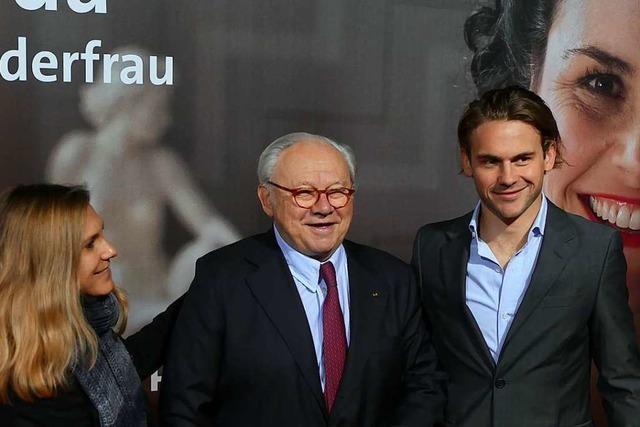 Offenburger Medienunternehmer Hubert Burda wird 80