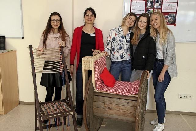 Beim Berufsinformationstag in Bad Säckingen werben Schulen und Betriebe um Jugendliche