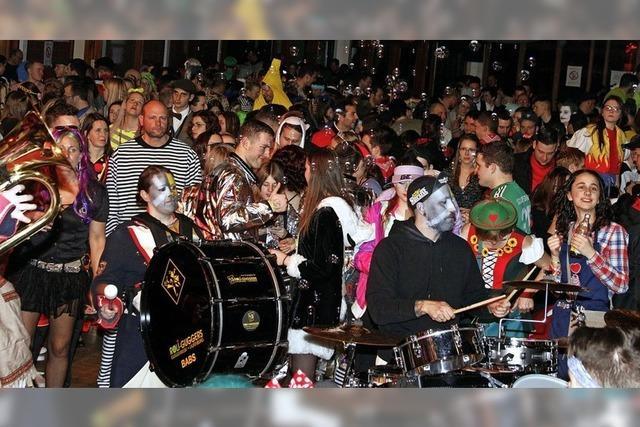 Guggemusikfest der Driewili-Stampfer