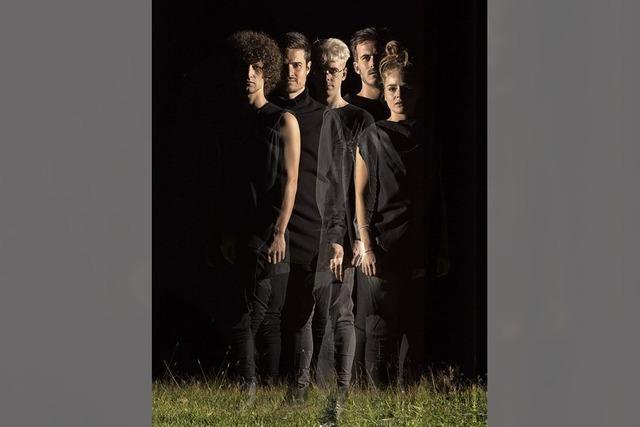 Das Jazz-Ensemble Ikarus ist auf CD-Release-Tour