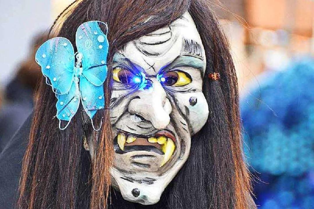 Die Wiistetter Hexen haben sich 2009 gegründet.  | Foto: Privatarchiv Wiistätter Hexen