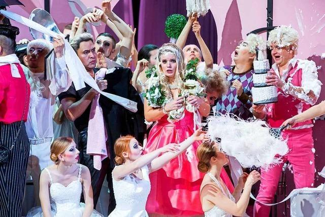 Mozarts Oper