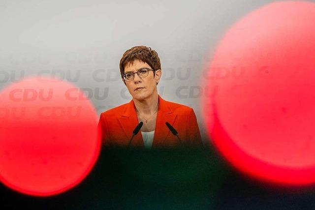 In der CDU rumort es nach dem Thüringen-Eklat