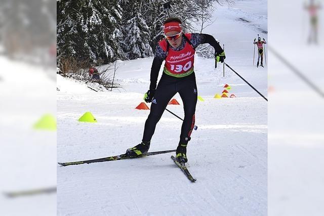 Keine Nachwuchssorgen im Biathlon