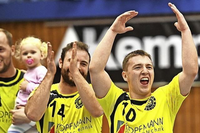 Teninger Tempohandball bringt Neuhausen zu Fall