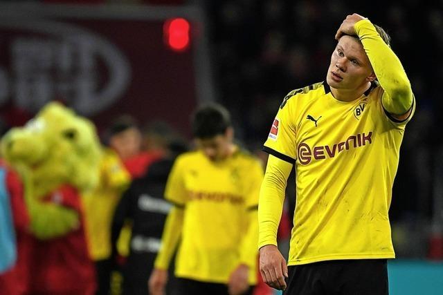 Eine Woche zum Vergessen für die Dortmunder