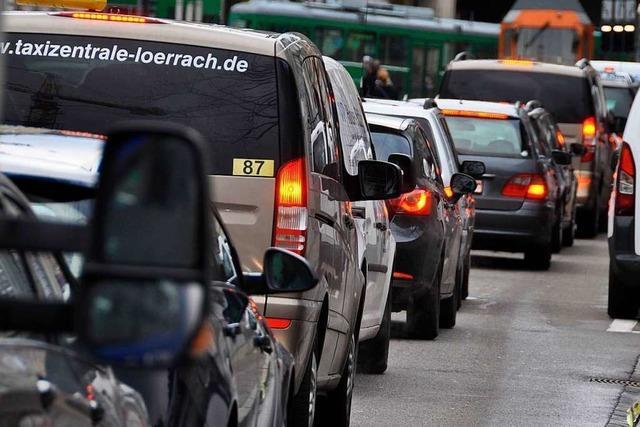 Basel verbannt umweltschädlichen Verkehr ab 2050