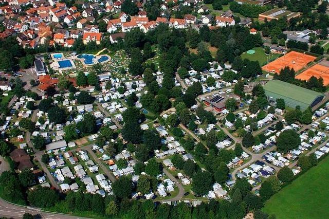 Onlineportal zählt Kirchzartens Campingplatz unter die Top-100 Europas