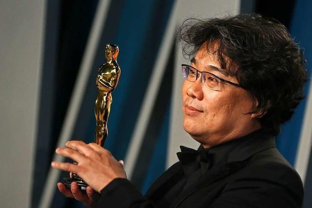 Wichtigster Oscar geht an Film, der nicht auf Englisch gedreht wurde