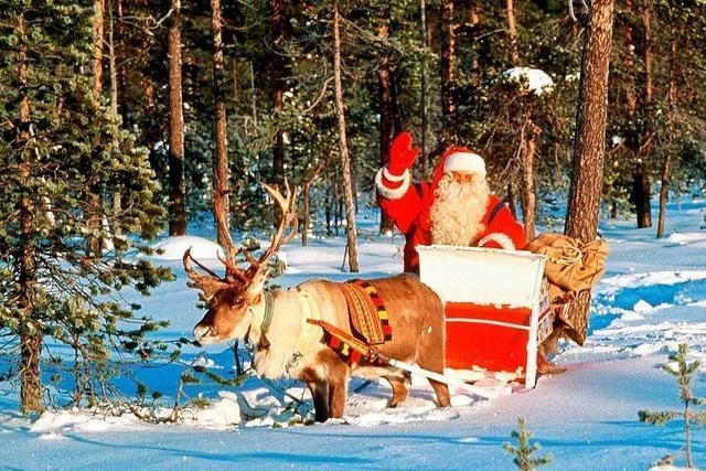 Was hat das Rentier mit Weihnachten zu tun?
