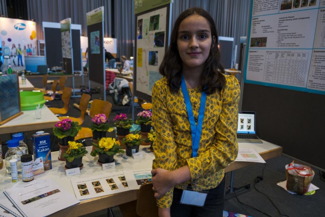 Kann man Pflanzen mit Getränkeresten gießen?  Esra Lorenz (12)  | Foto: Ansgar Taschinski