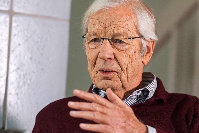 Inspirierender Analytiker: Ansgar Fürst feiert seinen 90. Geburtstag