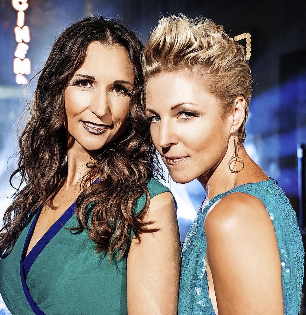 Anita und Alexandra Hofmann treten bei der PS-Gala in der