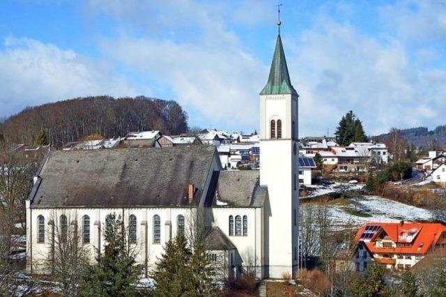 Eine Kirche für 2000 Gläubige