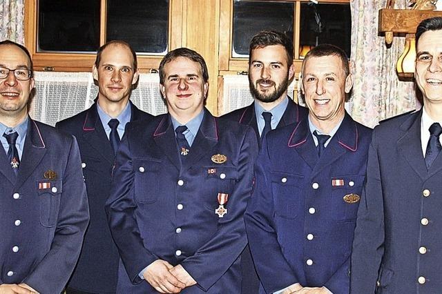 Silber und Bronze für Feuerwehr in Aitern