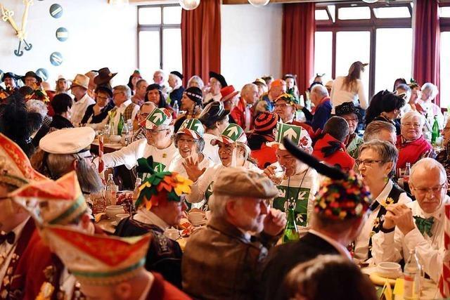 Von den Rebläusen gab's für von Kirchbach ein Jubiläumsgeschenk mit Widerhaken