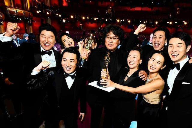 Der Oscar wagt den Blick über den Tellerrand