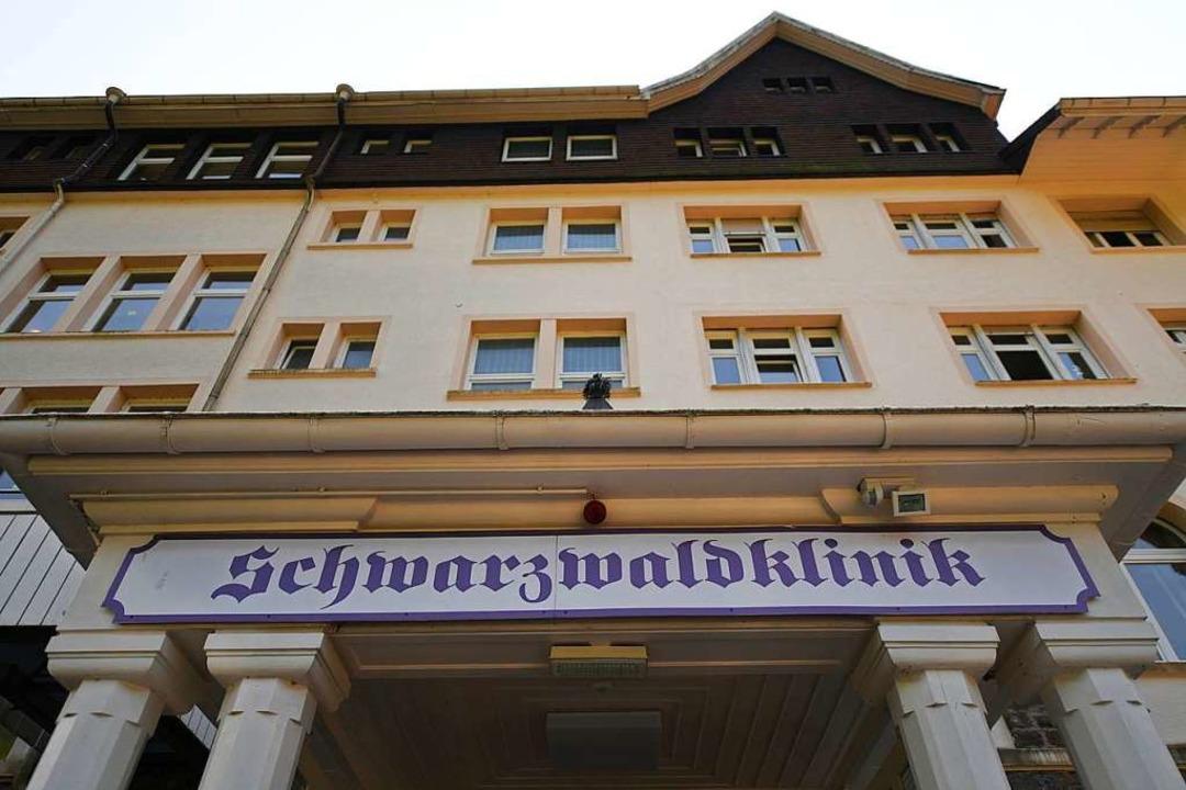Im ihrem Gebäude wurde zeitweise die Z...andort Glottertal zurück (Archivbild).    Foto: Patrick Seeger (dpa)