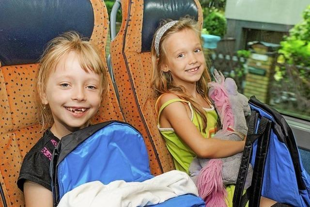 Tipps für eine entspannte Busfahrt mit Kindern