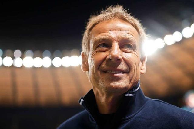 Es ist verstörend, was Jürgen Klinsmann bei Hertha BSC Berlin abzieht
