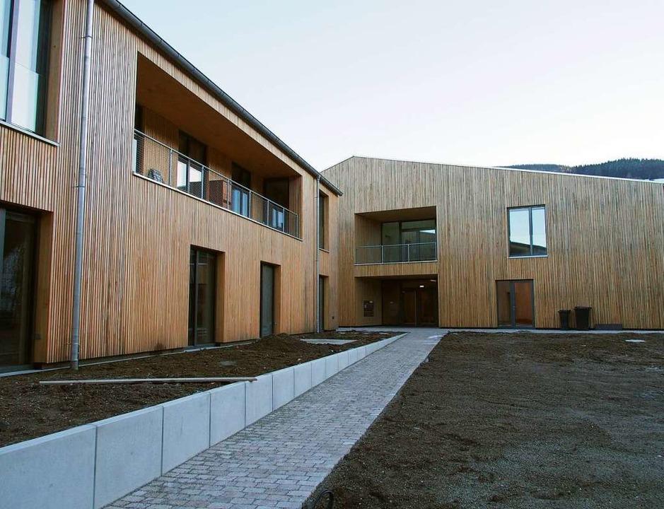 Das Mehrgenerationenhaus in Oberried  | Foto: Markus Donner