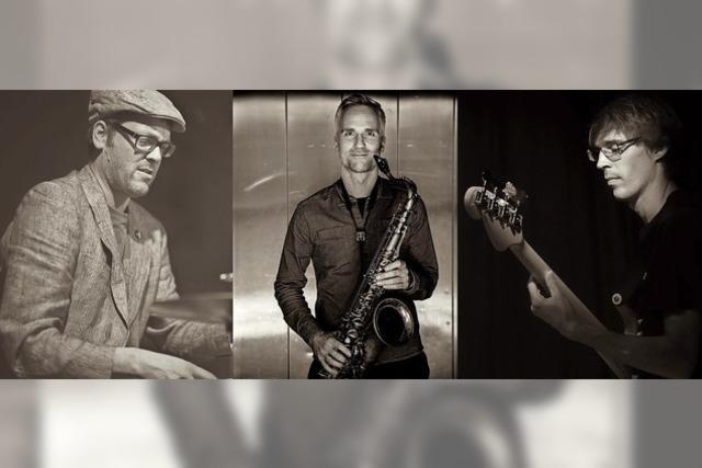 Nico Hutter, Jonas Hoenig und Konrad Wiemann in Emmendingen