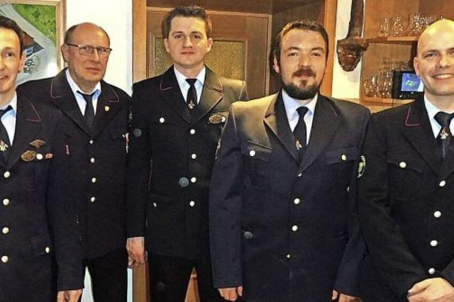 Matthias Ruf ist neuer Kommandant