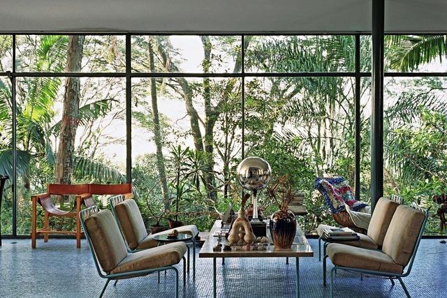 Wohntrends und zeitgenössische Interieurs