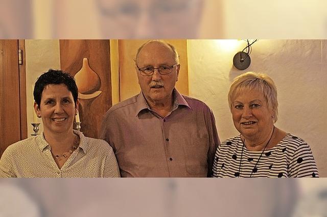 Tennisclub Endingen ehrt langjährige Mitglieder