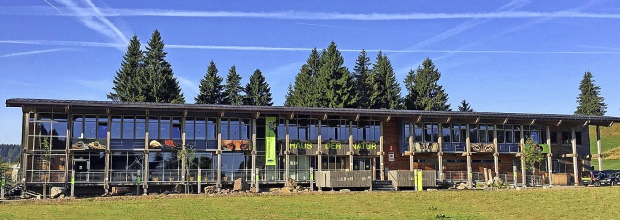 Das Haus der Natur am Feldberg kann wohl  erweitert werden.      Foto: Haus der Natur