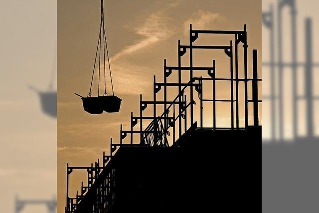 500 Millionen Euro für Wohnungsbau