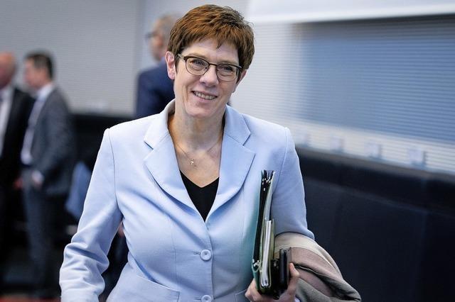 Rätselraten in der CDU