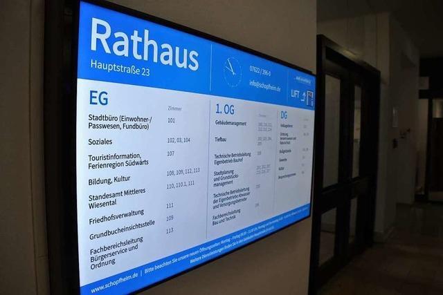 Schopfheim bekommt einen Digitalisierungs-Spezialisten
