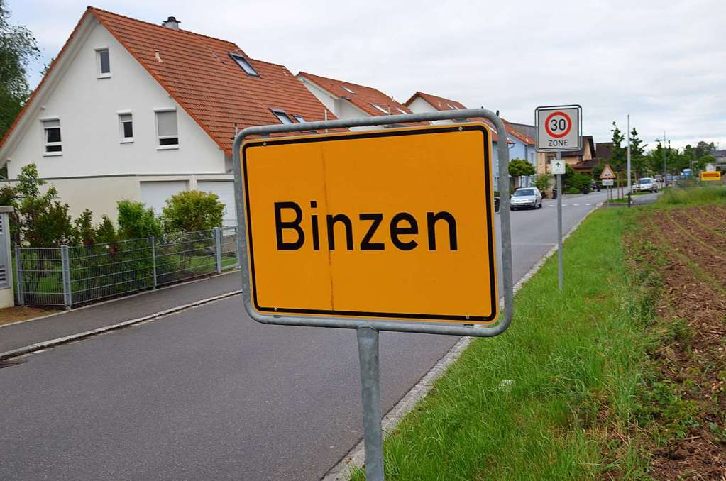 Binzen wächst überdurchschnittlich schnell  Zahl der Autos...
