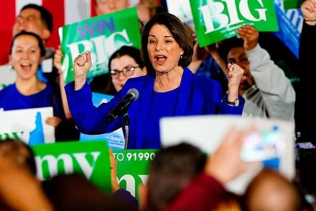 Alte Regeln könnten in den US-Vorwahlen ihre Gültigkeit verlieren