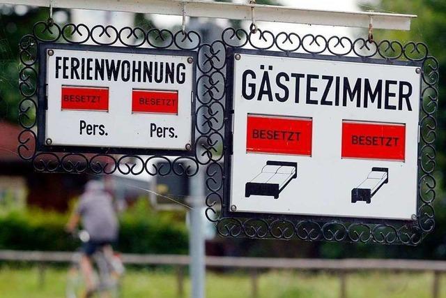Kappel-Grafenhausen will eine Ampellösung für Ferienwohnungen