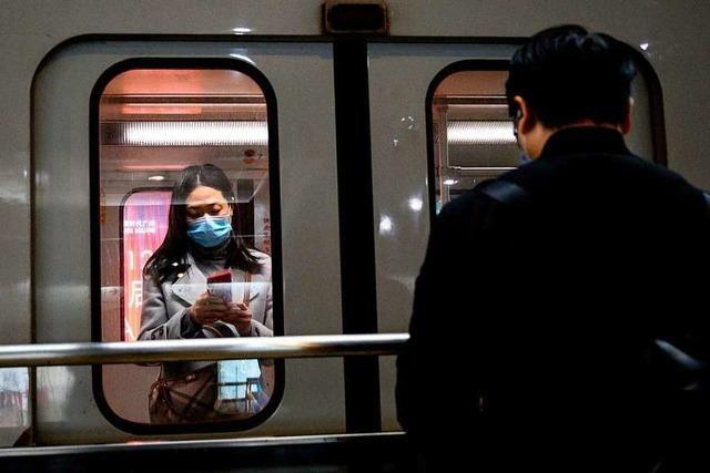 100 weitere Todesfälle durch Coronavirus in China