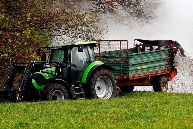 Mehr Landwirte in Freiburg verzichten auf Pestizide
