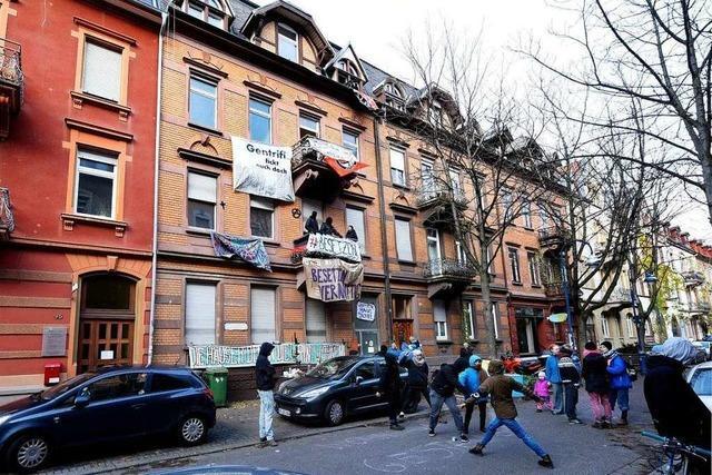 Hat ein Hausbesitzer in der Freiburger Guntramstraße Eigenbedarf vorgetäuscht?
