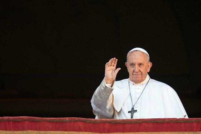 Papst greift Empfehlung zur Lockerung des Zölibats nicht auf